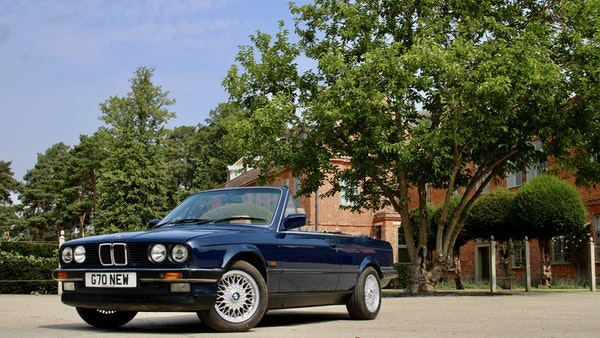 NO RESERVE! - 1989 BMW 320i Convertible For Sale (picture 3 of 147)