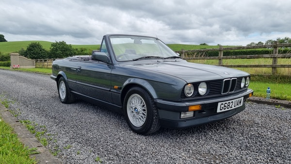 1990 BMW 320i Convertible For Sale (picture 4 of 173)