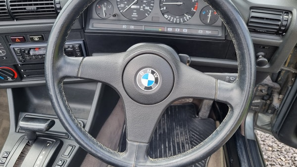 1990 BMW 320i Convertible For Sale (picture 39 of 173)