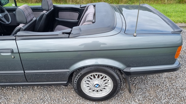 1990 BMW 320i Convertible For Sale (picture 96 of 173)