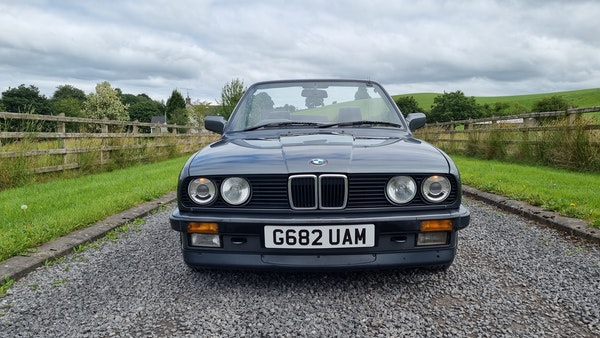 1990 BMW 320i Convertible For Sale (picture 3 of 173)