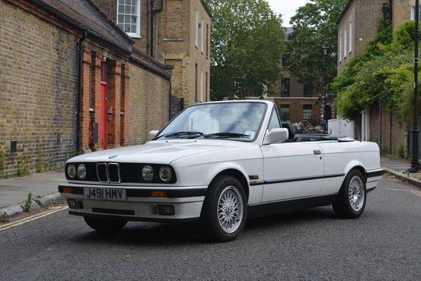 1991 BMW 320i Convertible For Sale (picture 1 of 153)