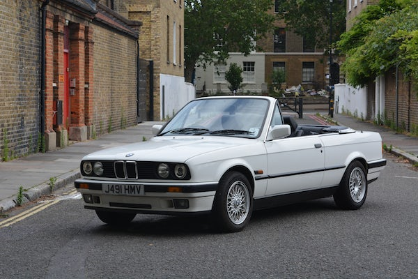 1991 BMW 320i Convertible For Sale (picture 7 of 153)