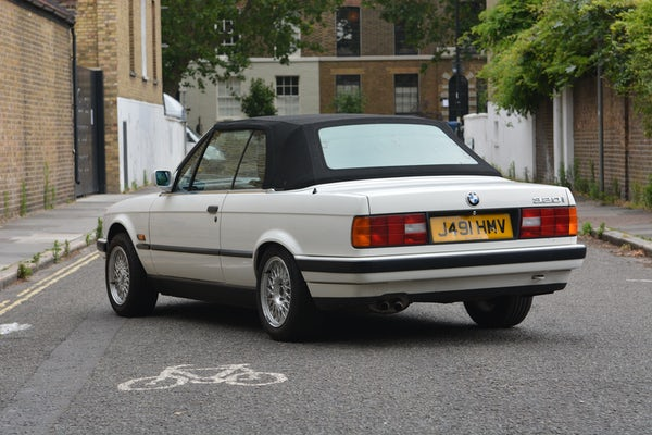 1991 BMW 320i Convertible For Sale (picture 49 of 153)