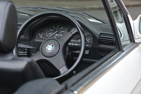 1991 BMW 320i Convertible For Sale (picture 75 of 153)