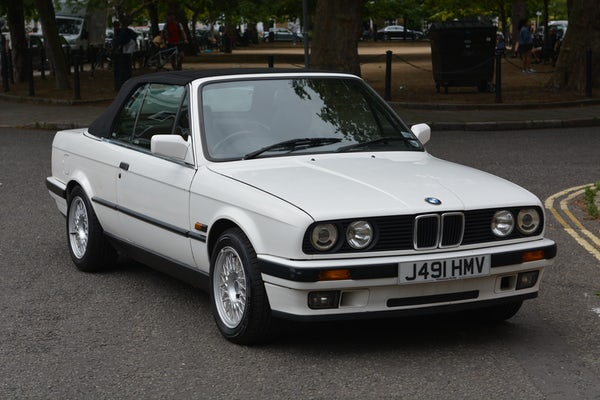 1991 BMW 320i Convertible For Sale (picture 37 of 153)