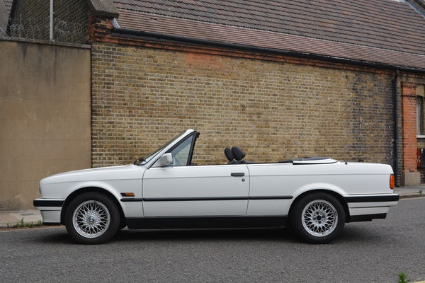 1991 BMW 320i Convertible For Sale (picture 11 of 153)