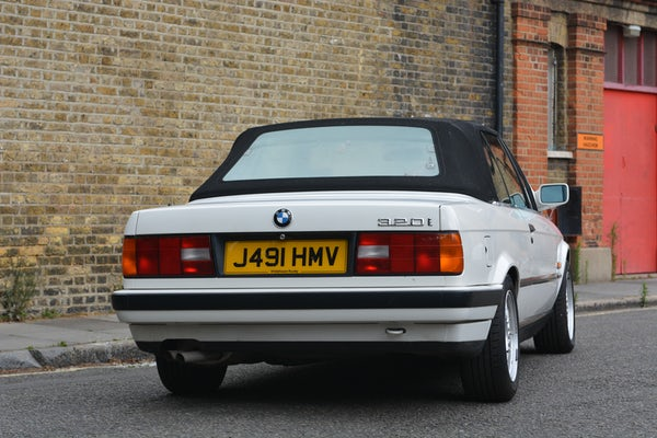 1991 BMW 320i Convertible For Sale (picture 56 of 153)