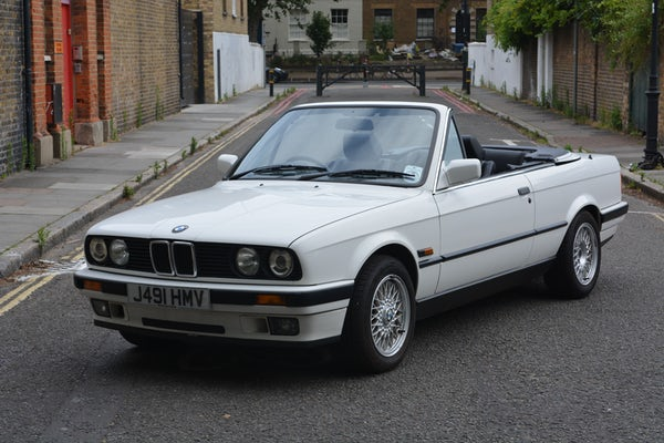 1991 BMW 320i Convertible For Sale (picture 4 of 153)