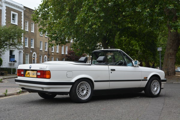 1991 BMW 320i Convertible For Sale (picture 23 of 153)