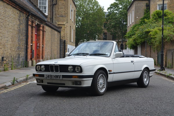 1991 BMW 320i Convertible For Sale (picture 5 of 153)