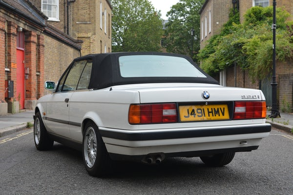 1991 BMW 320i Convertible For Sale (picture 54 of 153)