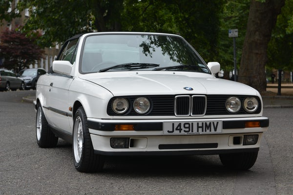 1991 BMW 320i Convertible For Sale (picture 41 of 153)