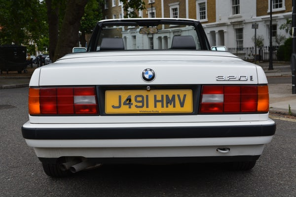 1991 BMW 320i Convertible For Sale (picture 14 of 153)