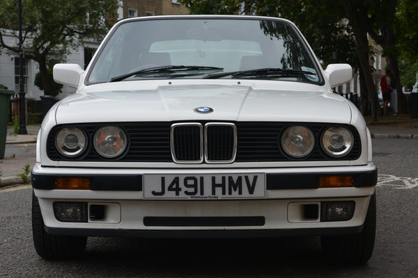 1991 BMW 320i Convertible For Sale (picture 46 of 153)
