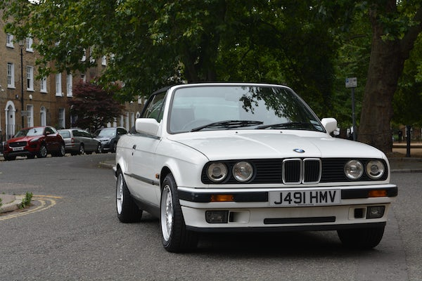 1991 BMW 320i Convertible For Sale (picture 40 of 153)
