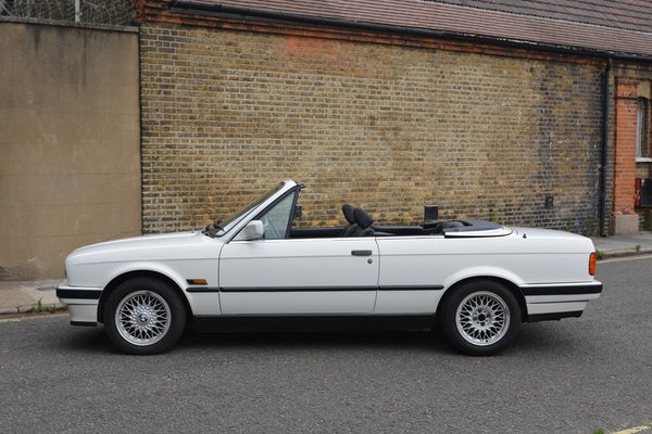 1991 BMW 320i Convertible For Sale (picture 12 of 153)