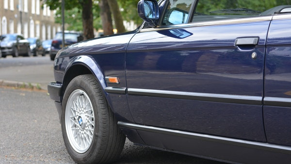 1993 BMW 320i Convertible For Sale (picture 55 of 161)