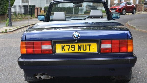 1993 BMW 320i Convertible For Sale (picture 48 of 161)