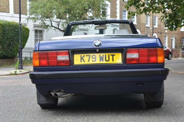 1993 BMW 320i Convertible For Sale (picture 47 of 161)