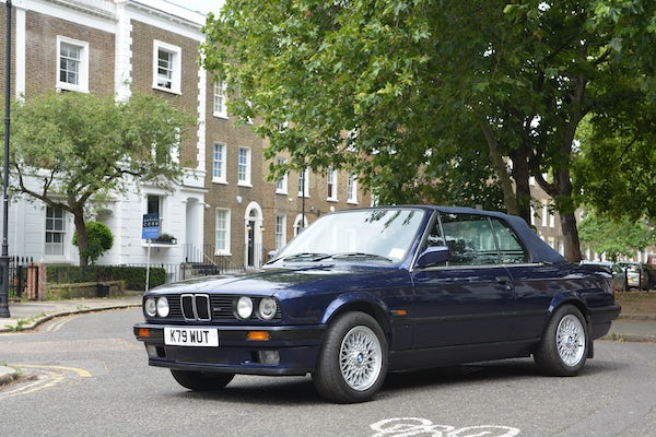 1993 BMW 320i Convertible For Sale (picture 14 of 161)