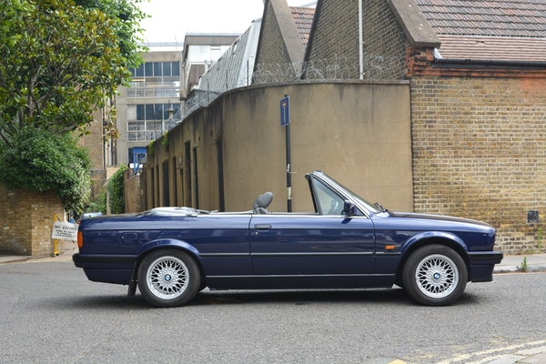 1993 BMW 320i Convertible For Sale (picture 36 of 161)