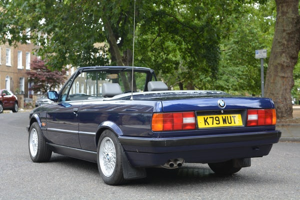 1993 BMW 320i Convertible For Sale (picture 42 of 161)