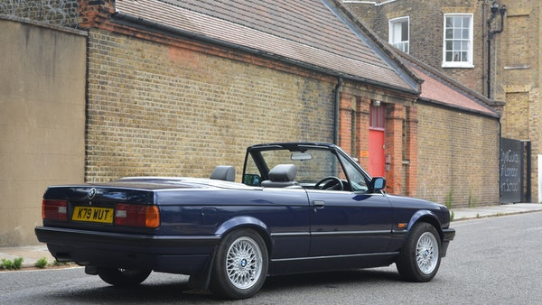 1993 BMW 320i Convertible For Sale (picture 37 of 161)