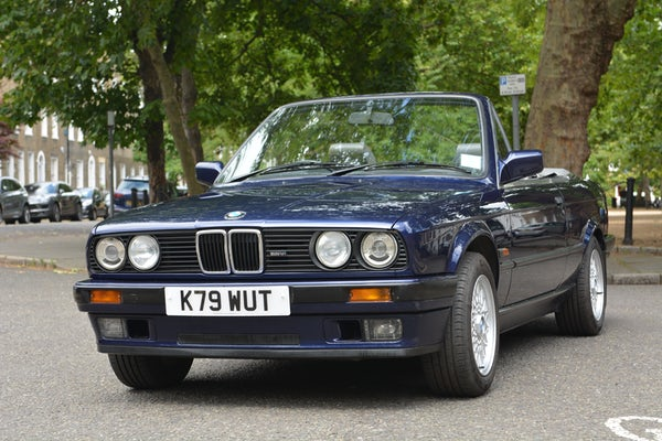 1993 BMW 320i Convertible For Sale (picture 1 of 161)