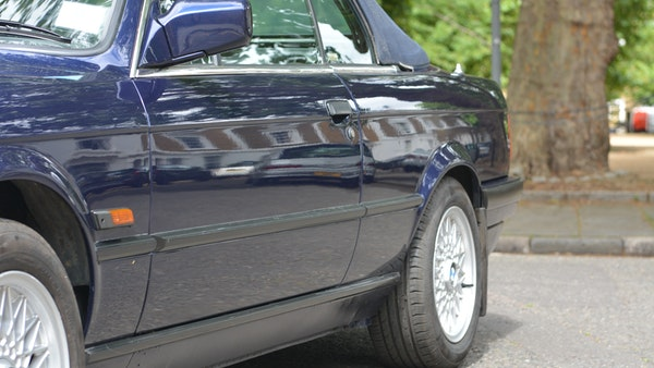 1993 BMW 320i Convertible For Sale (picture 9 of 161)