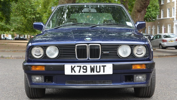 1993 BMW 320i Convertible For Sale (picture 3 of 161)