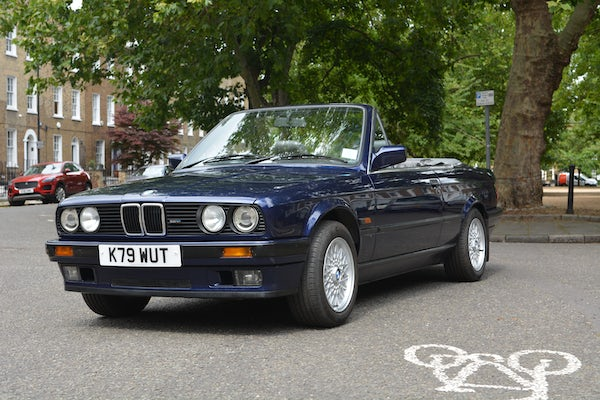 1993 BMW 320i Convertible For Sale (picture 35 of 161)