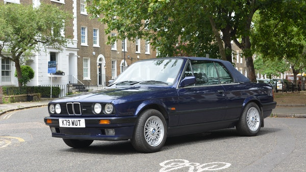 1993 BMW 320i Convertible For Sale (picture 15 of 161)