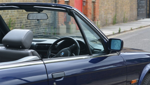 1993 BMW 320i Convertible For Sale (picture 41 of 161)