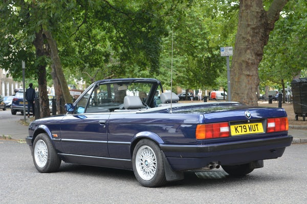 1993 BMW 320i Convertible For Sale (picture 44 of 161)