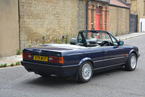 1993 BMW 320i Convertible For Sale (picture 38 of 161)