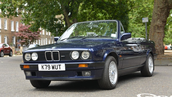 1993 BMW 320i Convertible For Sale (picture 33 of 161)