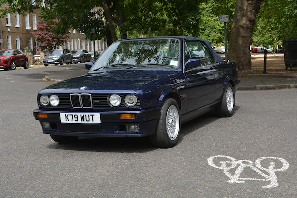 1993 BMW 320i Convertible For Sale (picture 10 of 161)