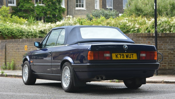 1993 BMW 320i Convertible For Sale (picture 25 of 161)