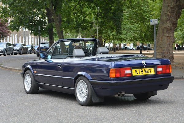 1993 BMW 320i Convertible For Sale (picture 45 of 161)