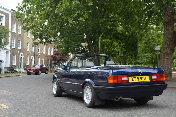 1993 BMW 320i Convertible For Sale (picture 43 of 161)