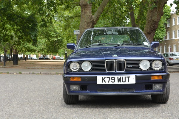1993 BMW 320i Convertible For Sale (picture 8 of 161)