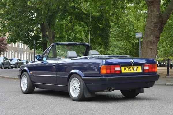 1993 BMW 320i Convertible For Sale (picture 46 of 161)