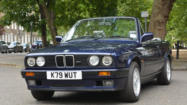 1993 BMW 320i Convertible For Sale (picture 32 of 161)