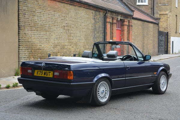 1993 BMW 320i Convertible For Sale (picture 39 of 161)