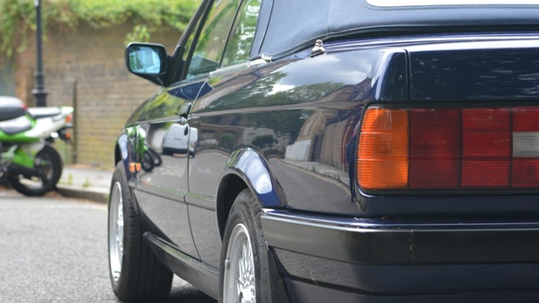 1993 BMW 320i Convertible For Sale (picture 27 of 161)