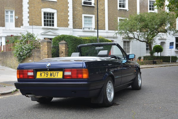 1993 BMW 320i Convertible For Sale (picture 49 of 161)