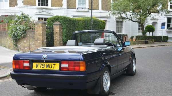 1993 BMW 320i Convertible For Sale (picture 50 of 161)