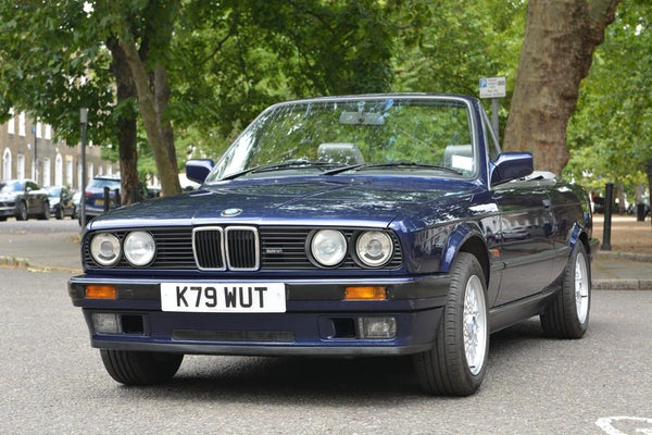 1993 BMW 320i Convertible For Sale (picture 31 of 161)