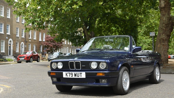 1993 BMW 320i Convertible For Sale (picture 34 of 161)
